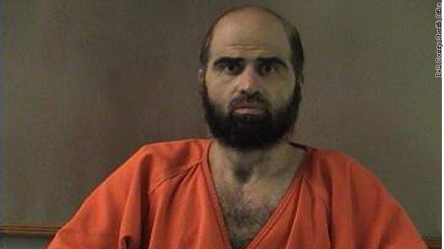 Fort Hood suspect sought to protect Taliban