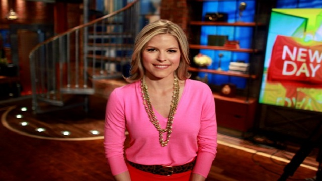 "The Washington Post – ""The dawn of Kate Bolduan, co-host of CNN's 'New Day'"""
