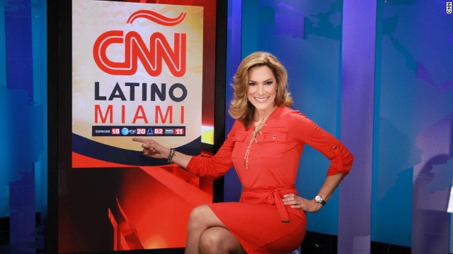 CNN Latino Launches in Miami