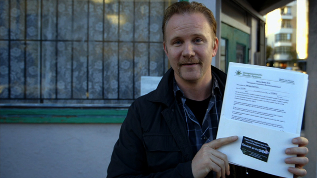 Morgan Spurlock on 'Inside Man': 'Each week I get to be immersed into a different world'