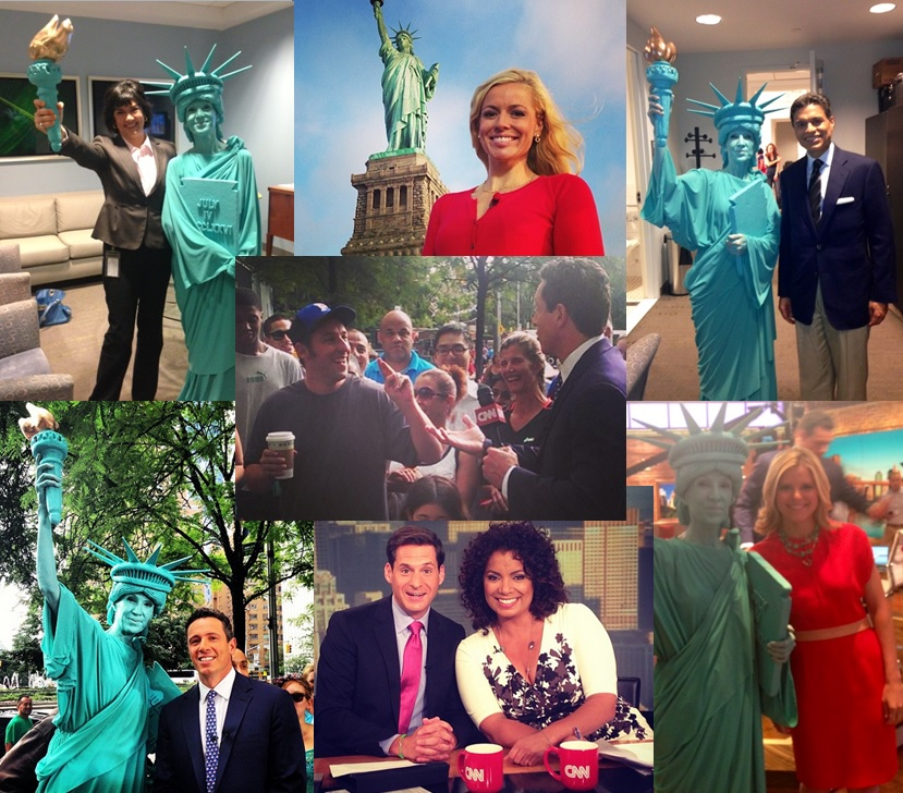 """""""New Day"""" Wrap Up – 7/4/13 – Happy 4th of July!"""