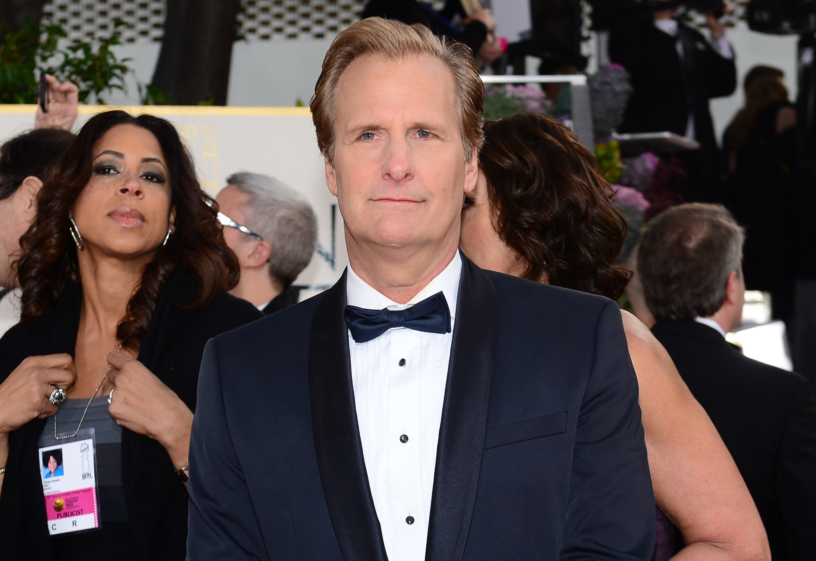 "Tonight at 9:  Jeff Daniels, live, and ""In The Chair"""