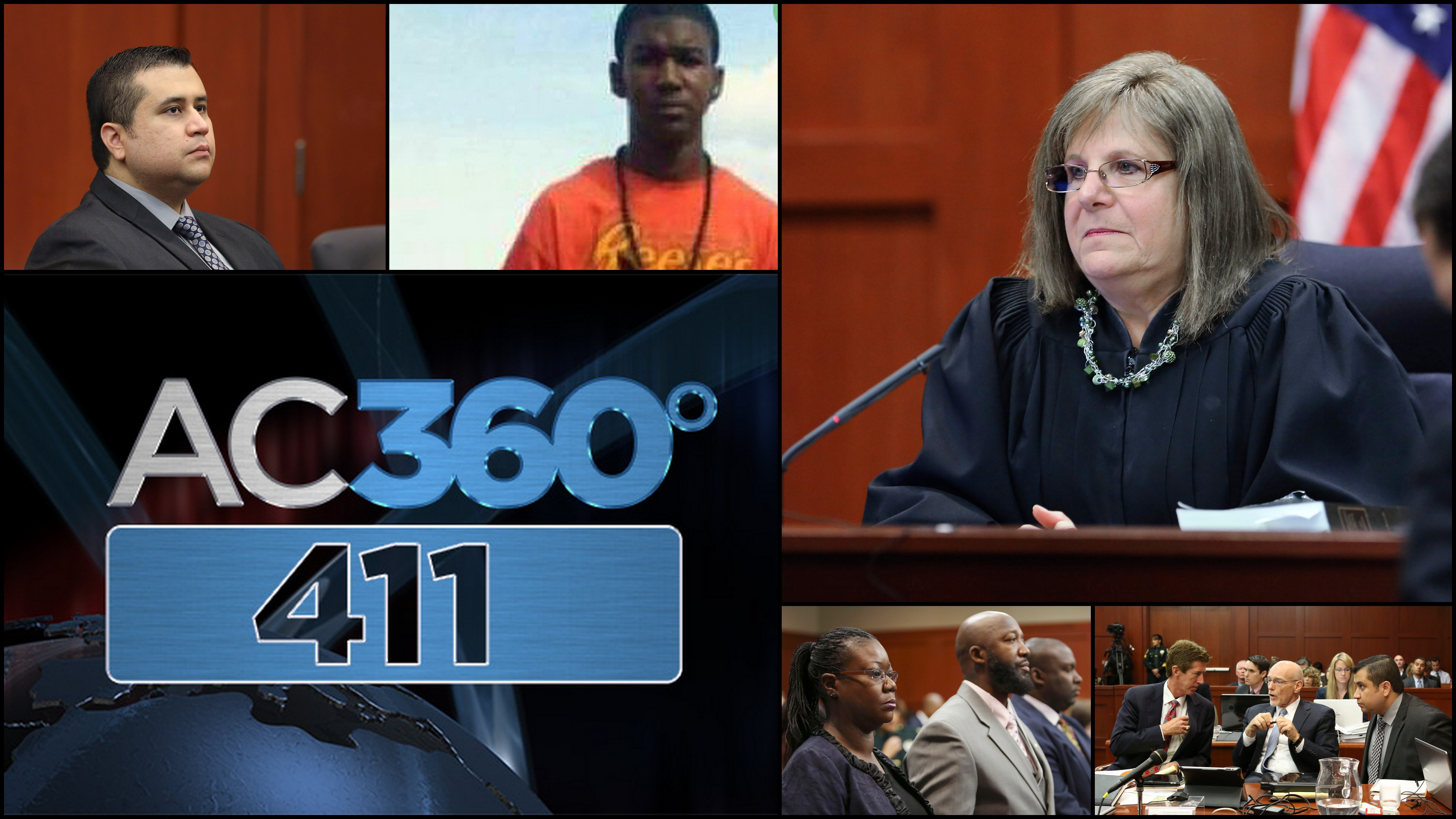 AC360 411: George Zimmerman Trial