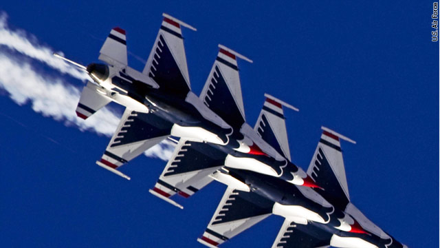 Air Force fighter jets to fly again