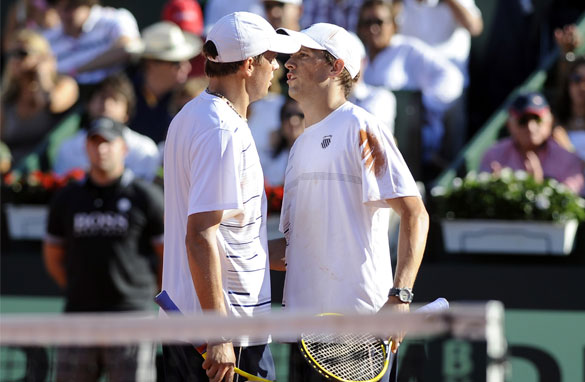 Double vision: Bryan brothers deserve wider TV audience