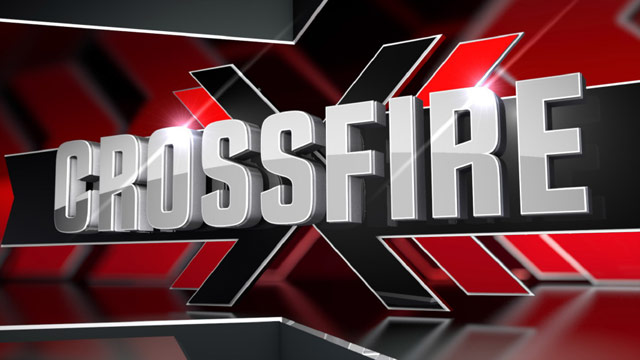 Crossfire debuts Monday, Sept. 16 at 6:30pm ET
