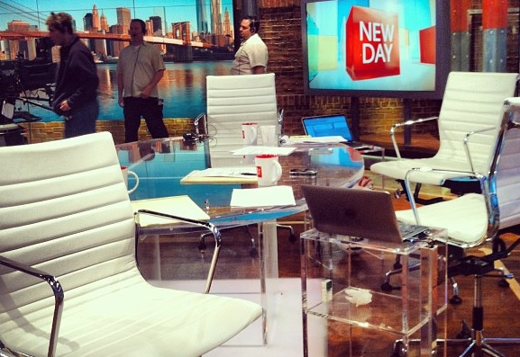 """""""New Day"""" Wrap Up – 8/8/13 – Thursday"""