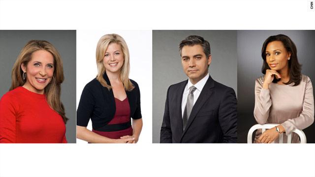 CNN Announces DC Correspondent Promotions