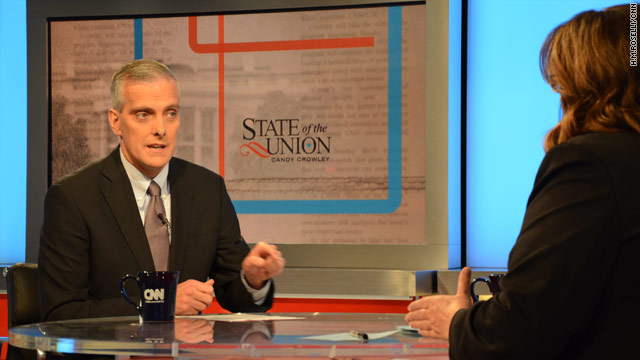White House chief of staff Denis McDonough on 'State of the Union'