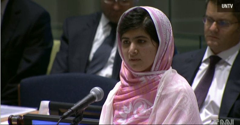 CNN's Christiane Amanpour to Interview Malala Yousafzai