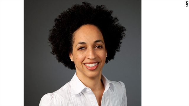 Geraldine Moriba Named Vice President of Diversity and Inclusion for CNN Worldwide