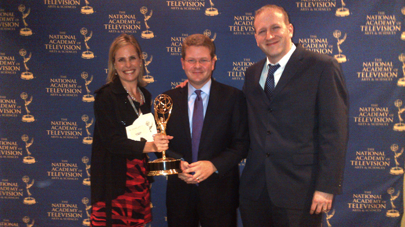 CNN Wins Three News and Documentary Emmy Awards