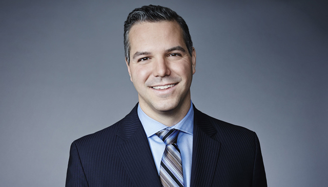 Chris Frates Joins the CNN Investigations Unit
