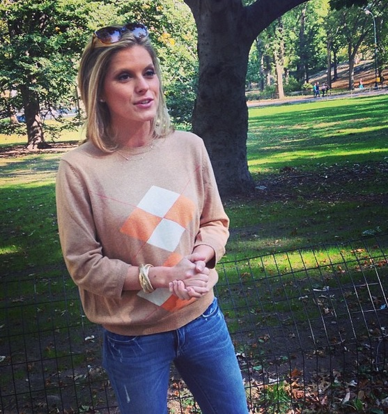 Kate Bolduan's Instagram Challenge: Week One – #FallisHere