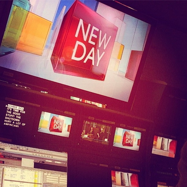 """""""New Day"""" Wrap Up – 10/18/13 – It's Friday!!"""