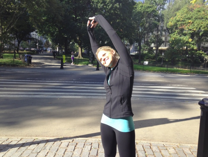 Kate Bolduan Instagram Challenge: #WeeklyWorkout Winner!
