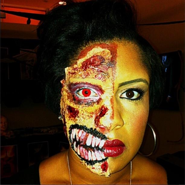 Kate Bolduan Instagram Challenge: #HalloweenSelfie Winner!