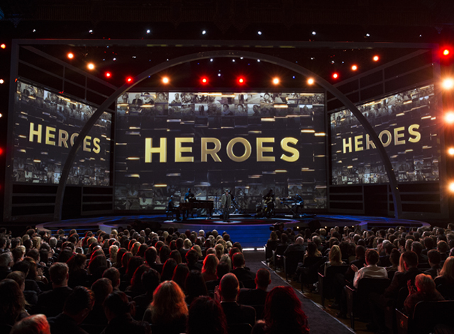 Celebrity Lineup Announced for 2013 CNN Heroes: An All-Star Tribute