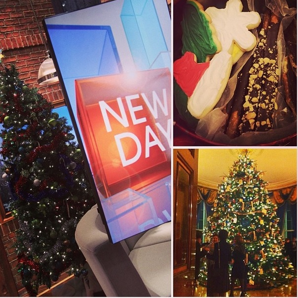 """""""New Day"""" Wrap Up – 12/20/13 – Friday"""