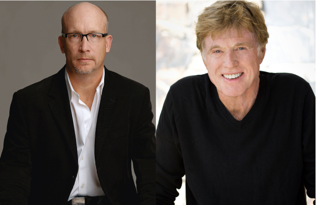 New Original Series 'DEATH ROW STORIES' with Executive Producers Alex Gibney and Robert Redford