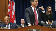 Issa, Cummings clash at IRS hearing