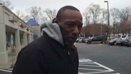 Homeless man wins with losing ticket