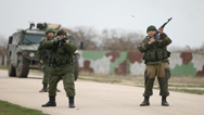 Can U.S. loosen Putin's grip on Crimea?
