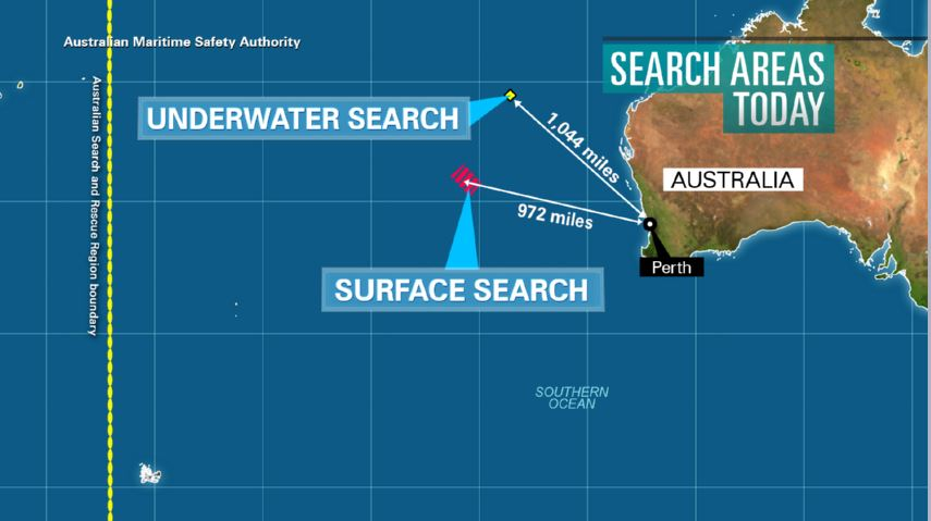 MH370 Search: 'Object of Interest' Found on Western Australian Coast