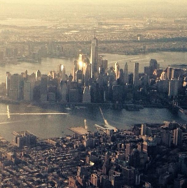 Photo of the Day: NYC Skyline