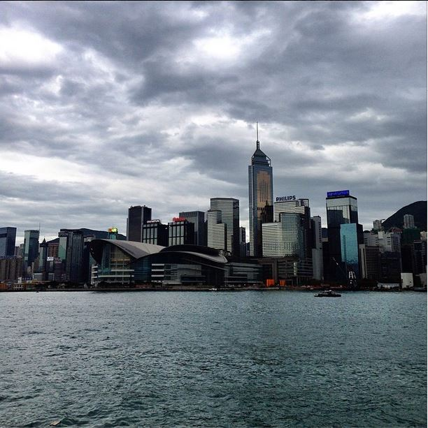 Photo of the Day: See Beautiful View of Hong Kong Harbor