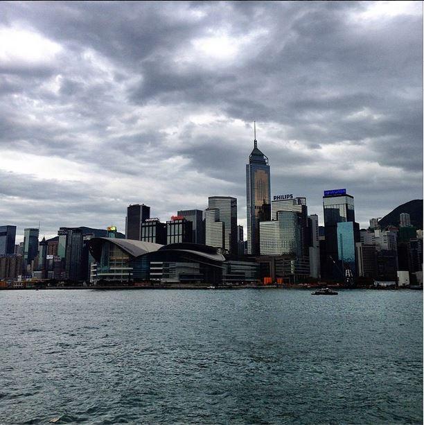 Photo of the Day: See Beautiful View of Hong Kong Harbor