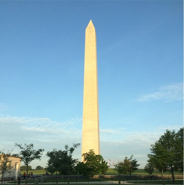 Photo of the Day: Washington Monument Reopens