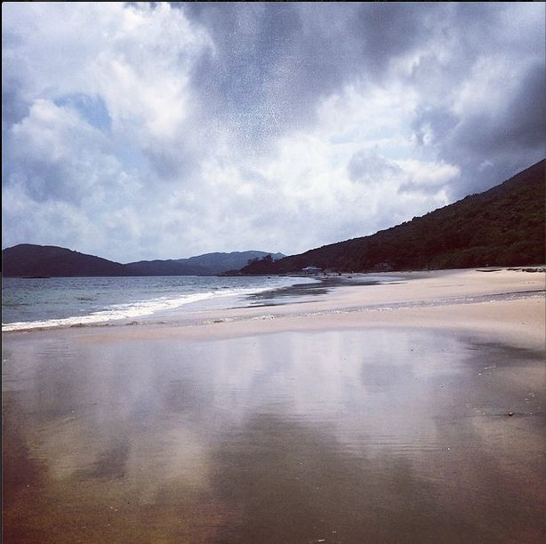 Photo of the Day: See Gorgeous Beach in Hong Kong