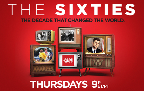 CNN's THE SIXTIES IS #1 in cable news Thursday, May 29 at both 9P and 10P