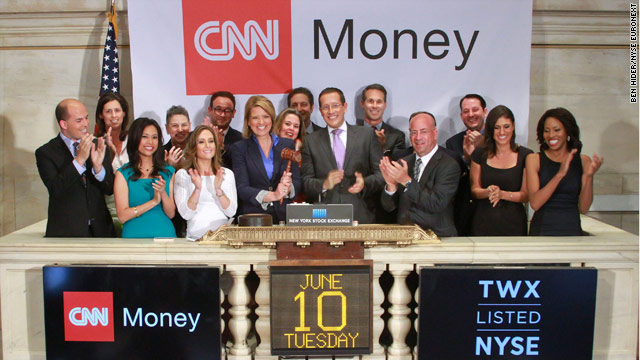 CNN to Ring NYSE Closing Bell to Celebrate Relaunch and Expansion of CNNMoney