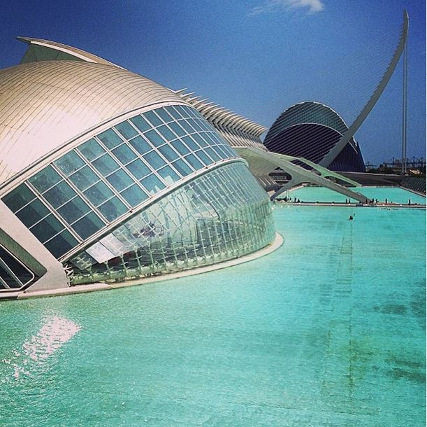 Photo of the Day: See the City of Arts and Sciences in Valencia, Spain