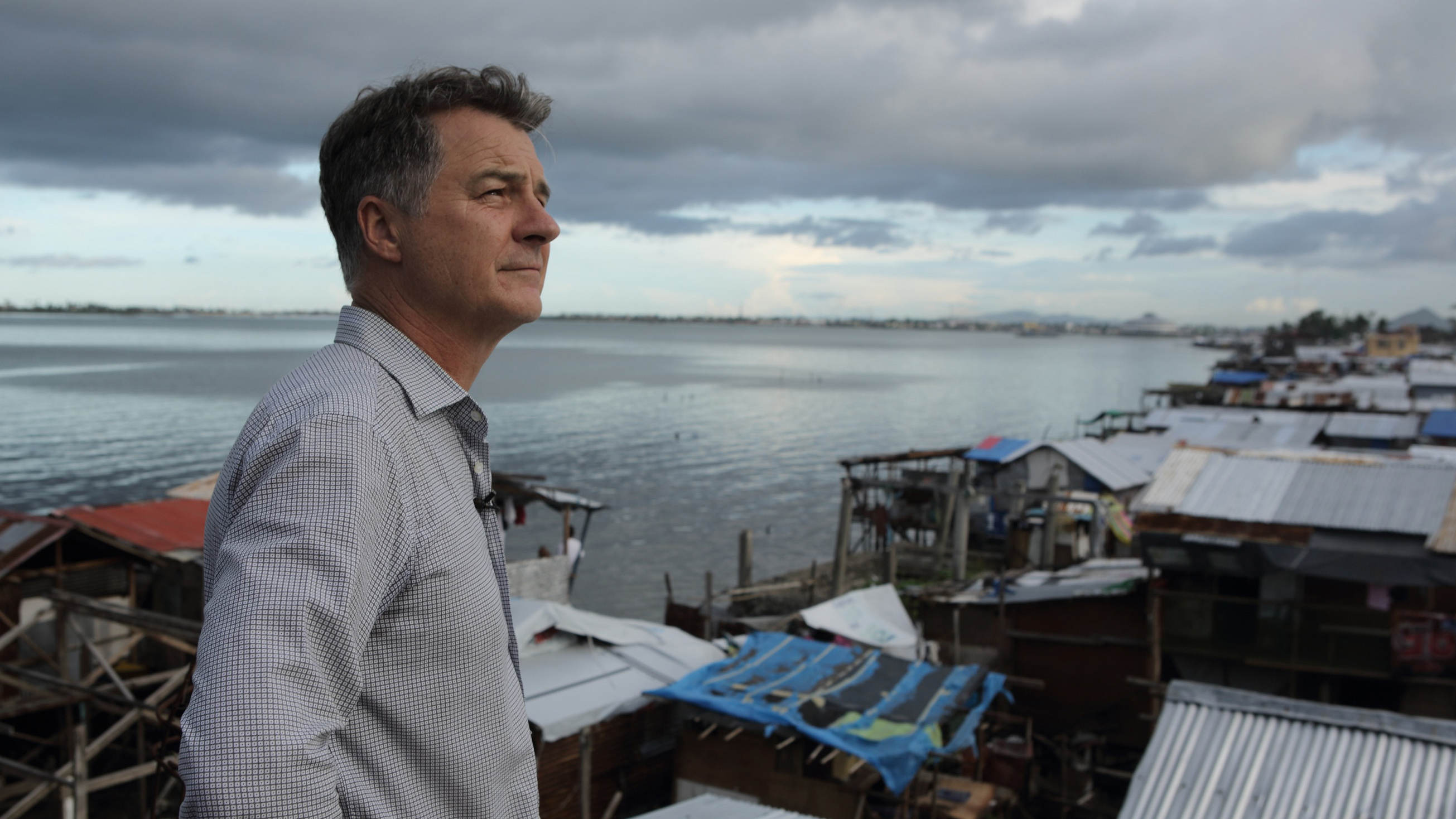 CNN's Andrew Stevens returns to Tacloban more than six months after Typhoon Haiyan