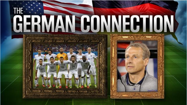 World Cup 2014: Meet the Team USA Players With Ties to Germany