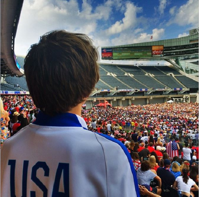 Photo of the Day: Chicago Watches the End of the World Cup for Team USA