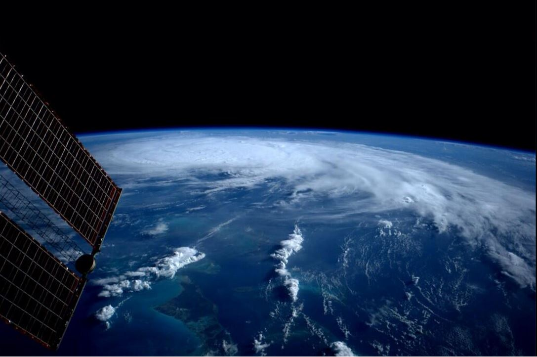 Photo of the Day: See Hurricane Arthur From Space