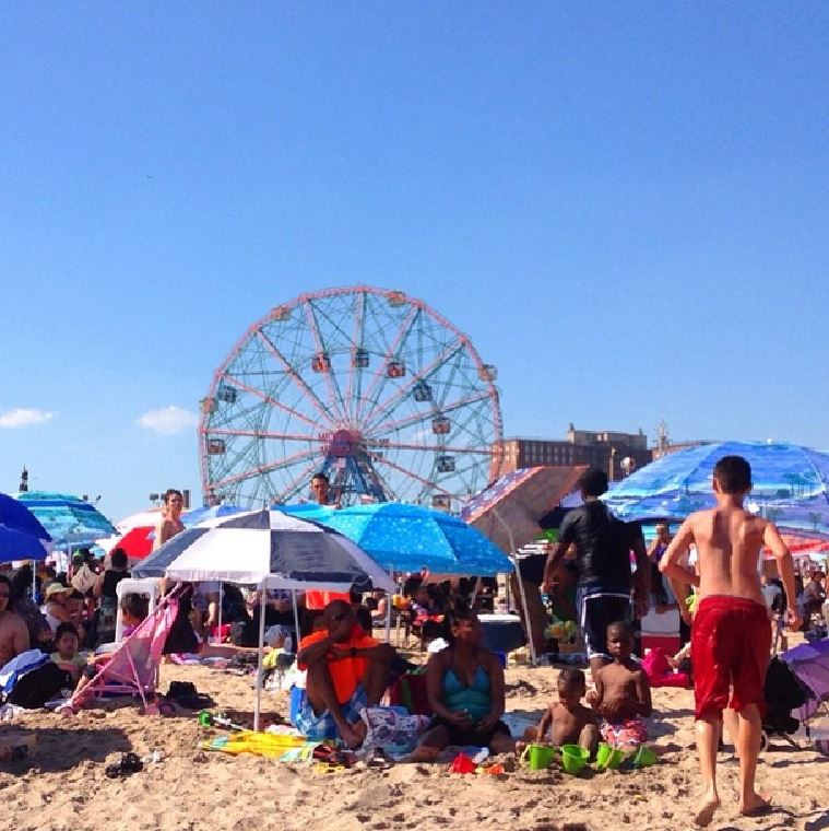 Photo of the Day: A View of Coney Island