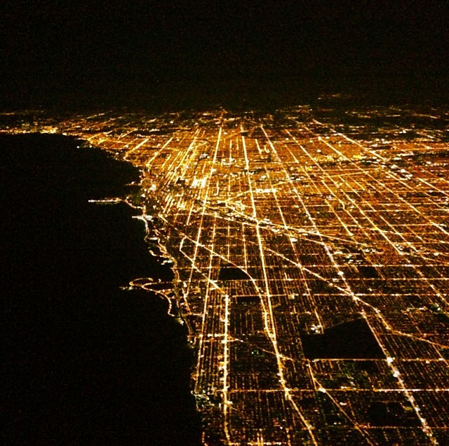 Photo of the Day: Chicago After Dark // and Daily Wrap-Up of Today's Stories! July 10, 2014