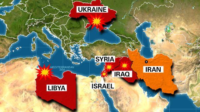War & Conflict News