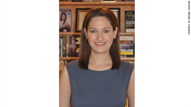 Meet Rachel Smolkin, New Executive Editor of CNN Politics