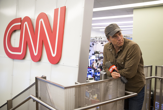 CNN Original Series Has Best Premiere Ever with Mike Rowe's Somebody's Gotta Do It