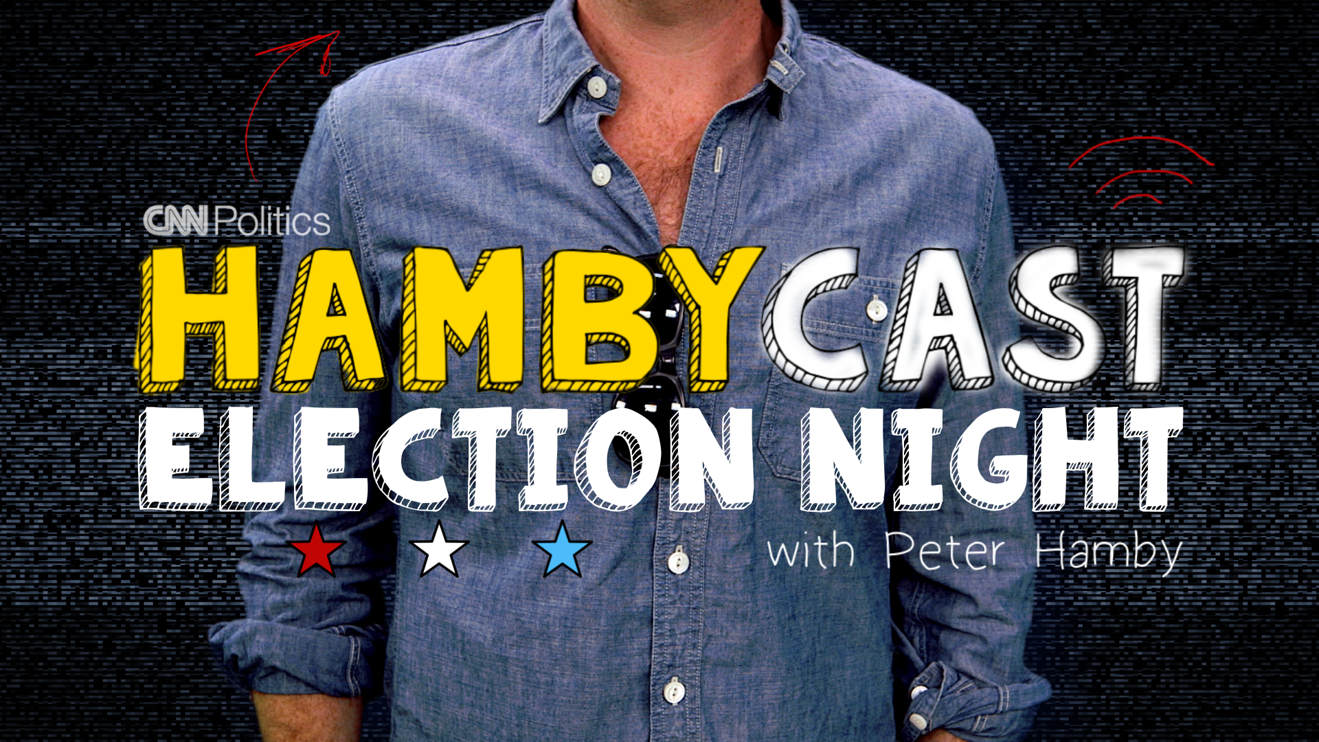 #Hambycast Goes Live for Election Night