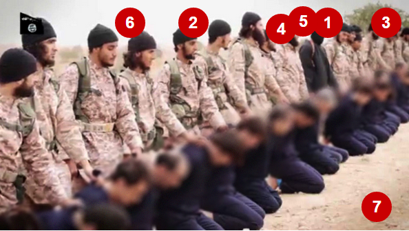 Isiss Brutal Beheading Video Search For Clues