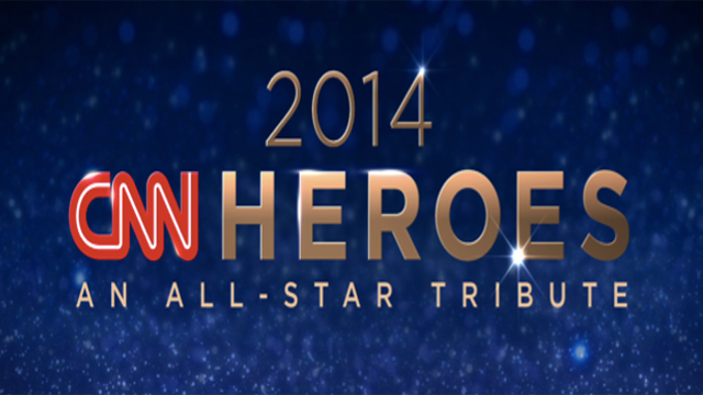 2014 CNN Heroes: An All-Star Tribute Replay Schedule