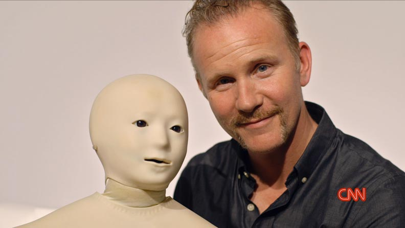 CNN Original Series Morgan Spurlock Inside Man Season Three Premiere Scores Highest Rated Episode Ever In P25-54 & Total Viewers