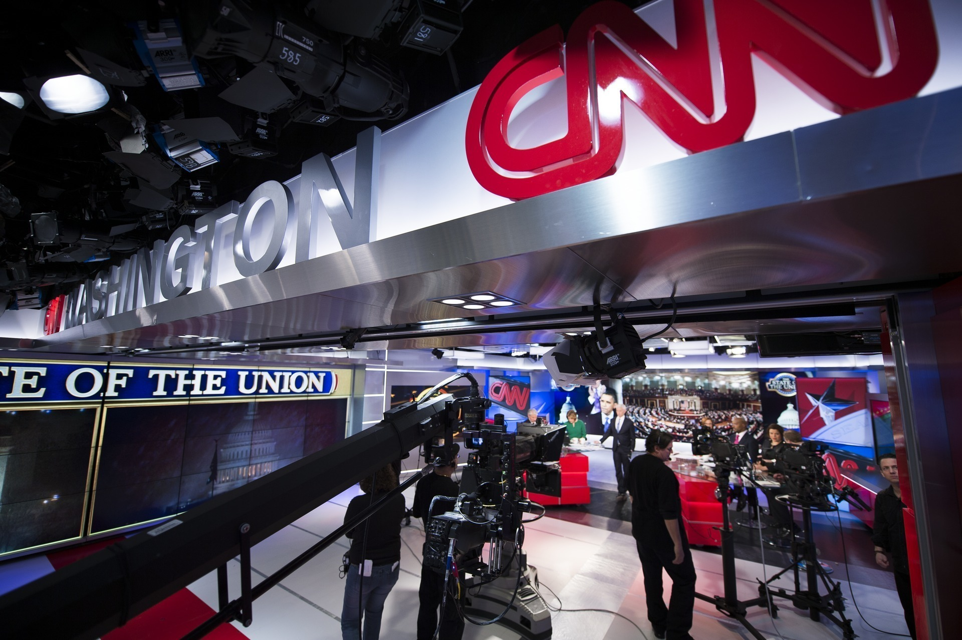 CNN to Provide Live Coverage of the State of the Union Address and the Republican Response